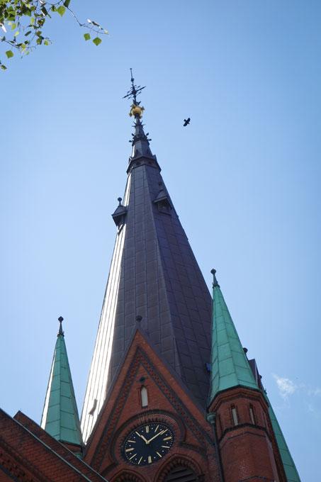 Kirchengemeinden Hamburg